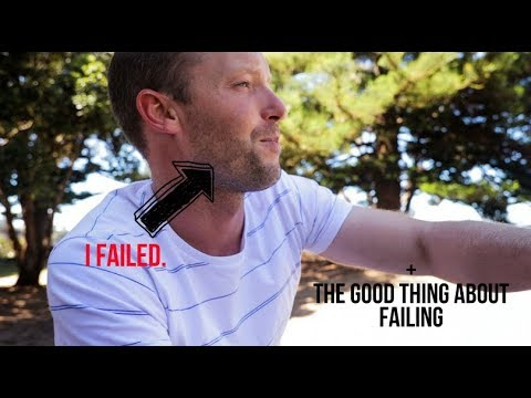 I FAILED. + a challenge for you on failing :)