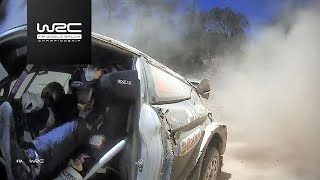 WRC - Rally Guanajuato México 2018: CRASH Elfyn Evans