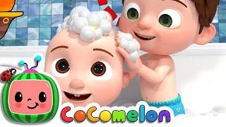 Yes Yes Bath Song + More Popular Nursery Rhymes \u0026 Kids Songs - @Cocomelon - Nursery Rhymes