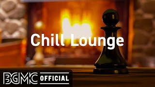 Chill Lounge: Night Jazz Piano with Fireplace Sounds - Smooth Jazz Music for Good Mood