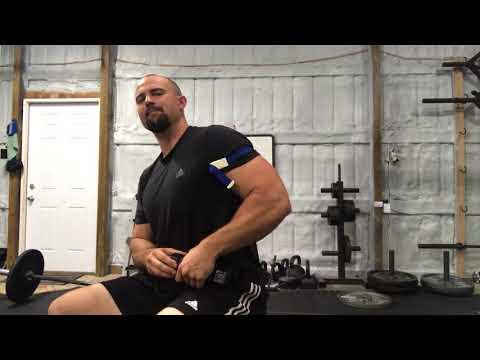Quick Release Tourniquets for Occlusion Training