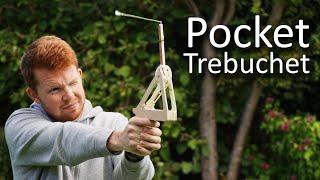 Pocket Trebuchet