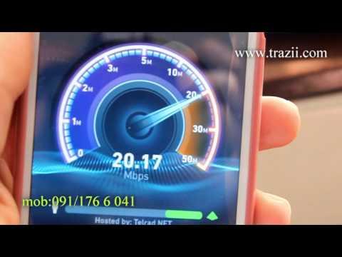 Postavljanje wifi signala