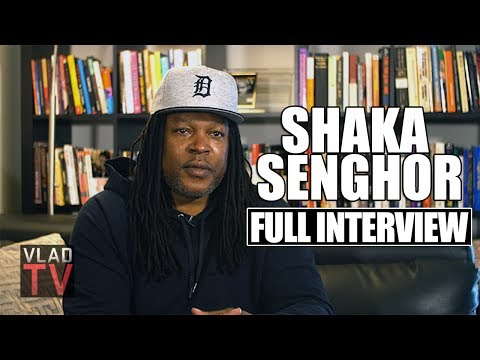 Shaka Senghor on Writing a Bestseller and Prison Reform  (Full Interview)