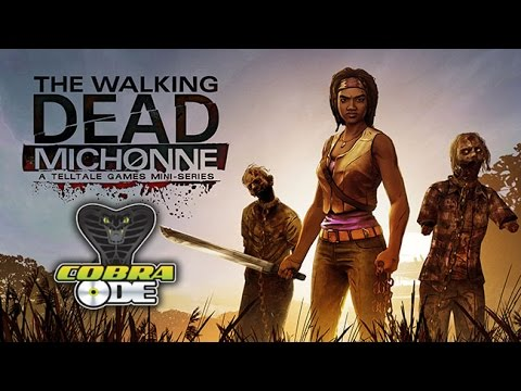 The walking dead michonne on cobra ode and download link