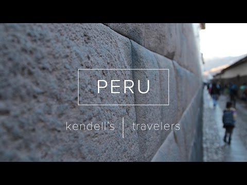 Peru - 2015 Documentary of students in Machu Picchu, Lima and the Amazon Jungle