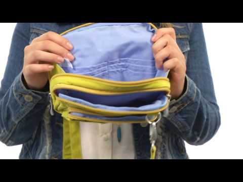 Baggallini Triple Zip Bag  SKU:#8312608