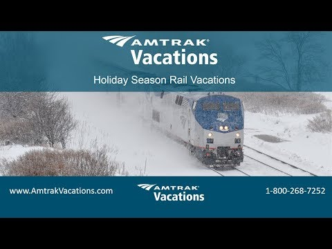 Holiday Rail Vacations (10.11.17)