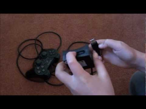 Connect PS2 Controller to PC