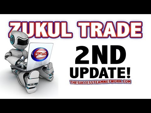Zukul Trade CryptoCurrency Trading Platform – 2nd Update! Smart Trading Bot Earns While You Sleep!