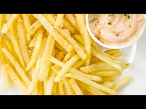 Crispy French Fries using Indian Potatoes Recipe | CookingShooking
