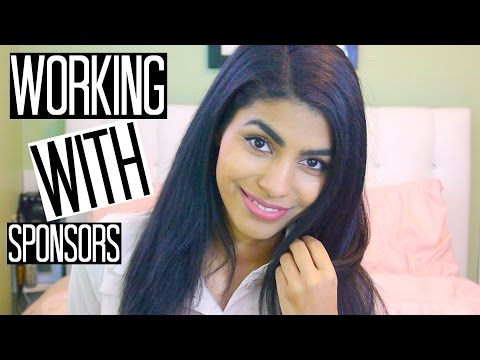 How to Work With Sponsors on YouTube