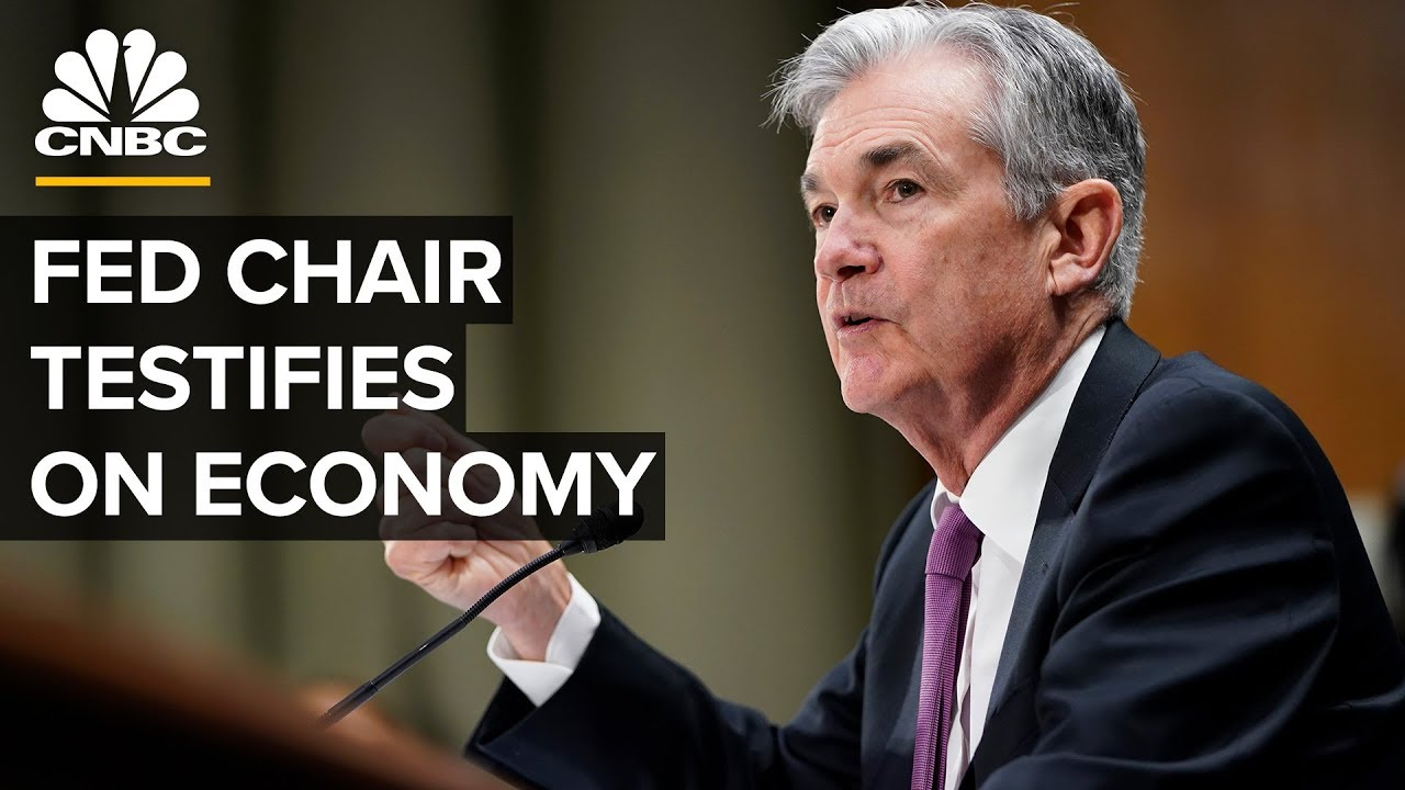 Fed Chairman Jerome Powell testifies on economy and monetary policy – 2/11/2020