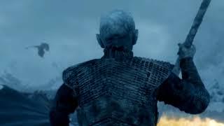 Game of Thrones 7x06 - Daenerys Saves Jon | Viserion Dies