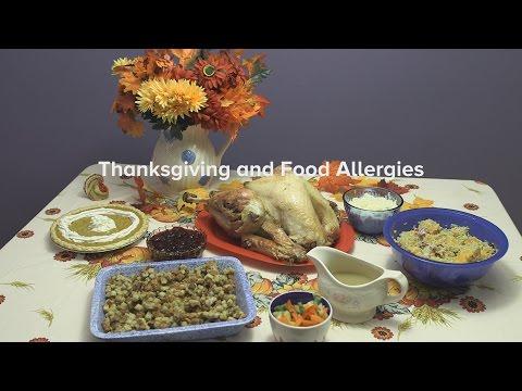 Thanksgiving Food Allergies  |  Cincinnati Children's