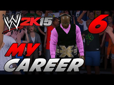 WWE 2k15 MyCareer Mode #6 -