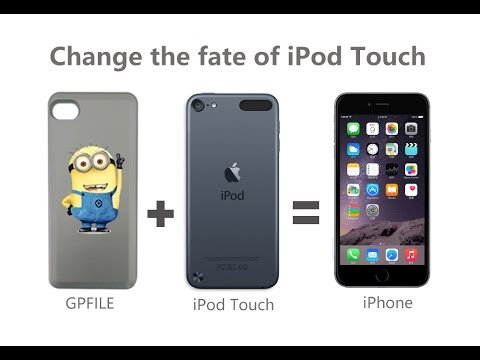 iPod Touch 5/6th become iPhone 5/6 realize call SMS functions with