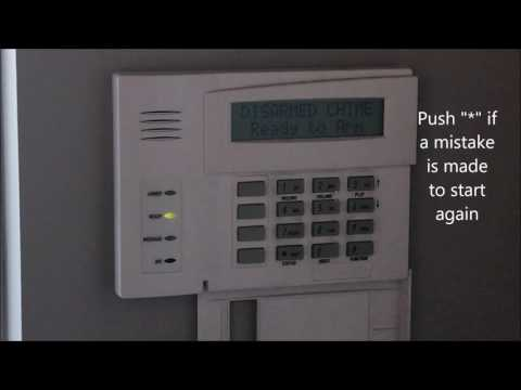 Changing Master Code Honeywell Vista 10/15/20/21 Security Panel | Supreme Security How to Videos