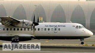 🇮🇷 Aseman Airlines plane crash kills 66 in central Iran