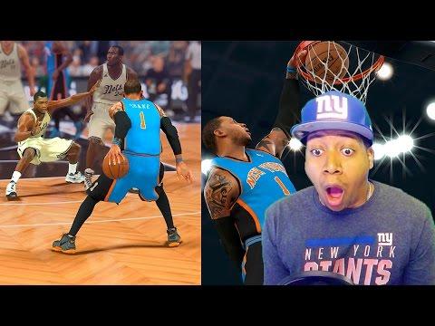 WORST Putback FAIL EVER? - NBA 2K17 MyCareer New York Knicks