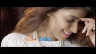 Gani  {Akhil Feat Manni Sandhu} with lyrics