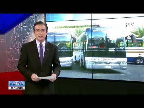 Premium P2P Bus Service, aabot na mula Pampanga hanggang NAIA at Trinoma