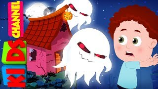 Schoolies   haunted ghost house   original scary songs for kids