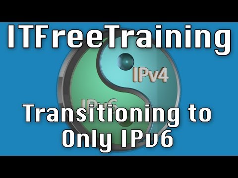 IP Transition To IPv6 only