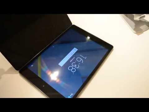 Google Nexus 9用「Magic Cover」