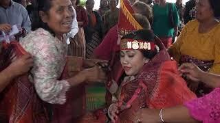 Pesta Pernikahan Adat Batak - Jerman di Sidikalang Part 9