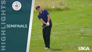 2019 U.S. Junior Amateur: Semifinal Highlights