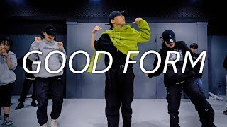 Nicki Minaj - Good Form | BADA LEE choreography