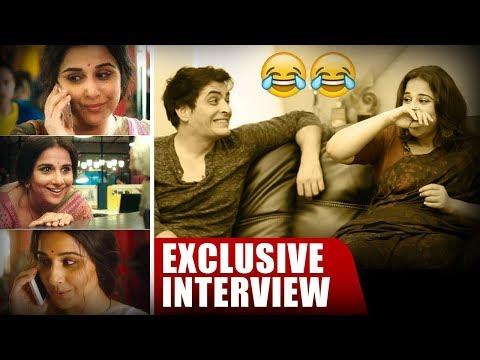 Naughty Talk With RJ Sulu Vidya Balan And Dirty Jokes With Manav Kaul