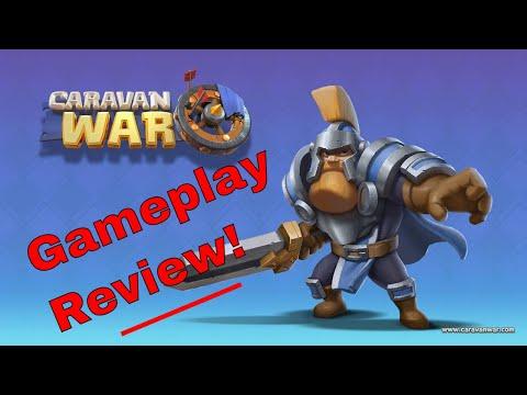 Caravan War - Gameplay Review