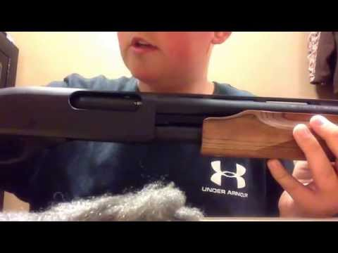 How to remove rust off Remington barrels or receivers, easy steps and instructions.