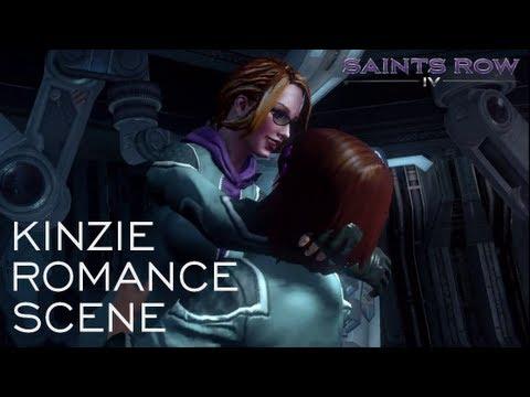 Saints Row IV - Kinzie Romance Scene