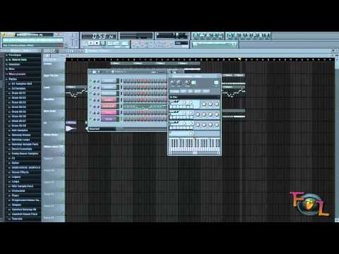 Complete Guide to a Dubstep Track - Part 2 - The Build Up