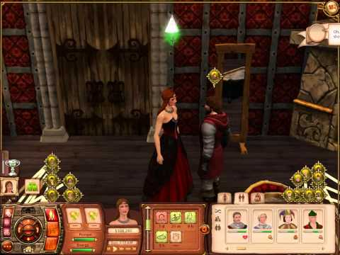 The Sims Medieval: Heir to the Throne - Part 1