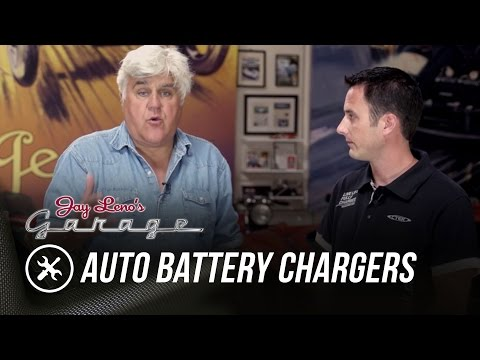 Automotive Battery Chargers - Jay Leno's Garage