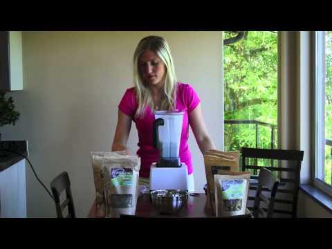 Raw Hemp Milk Recipe