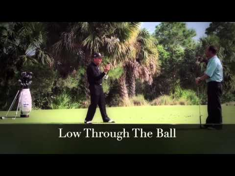 Gary Player: Here's How You Can Stay Low Through the Ball