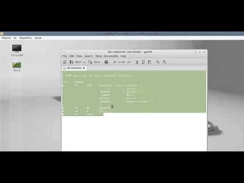 Instalación Servidor DNS Linux Mint