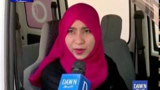 Meet Female Driver of