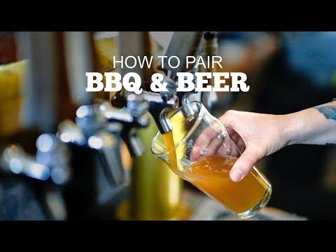 When Beer Meets BBQ