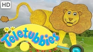Teletubbies Magical Event: The Lion and the Bear - Clip
