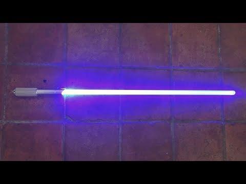 Custom Lightsaber Build