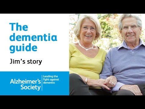 Jim's story: The dementia guide