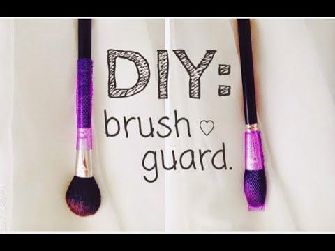 DIY brush guard