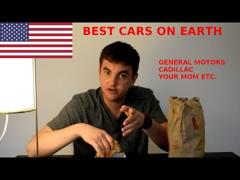 How To Pronounce American Car Names Part 2