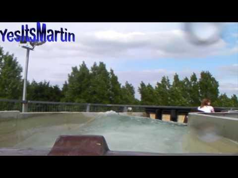 Dragon Falls POV - Chessington World of Adventures